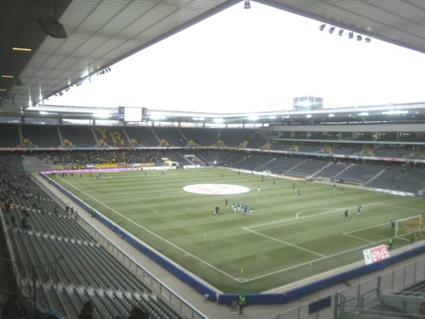 STADE DE SUISSE Wankdorf Bern stadium