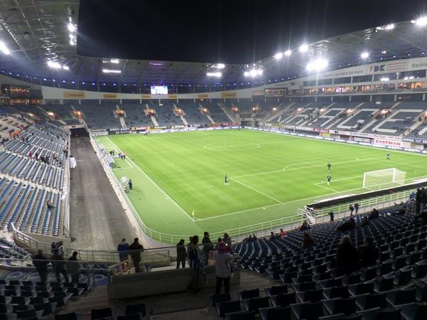 GHELAMCO-arena stadium