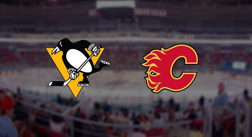 Pittsburgh Penguins vs Calgary Flames Prediction NHL: (North America 25.11/ Europe 26.11)