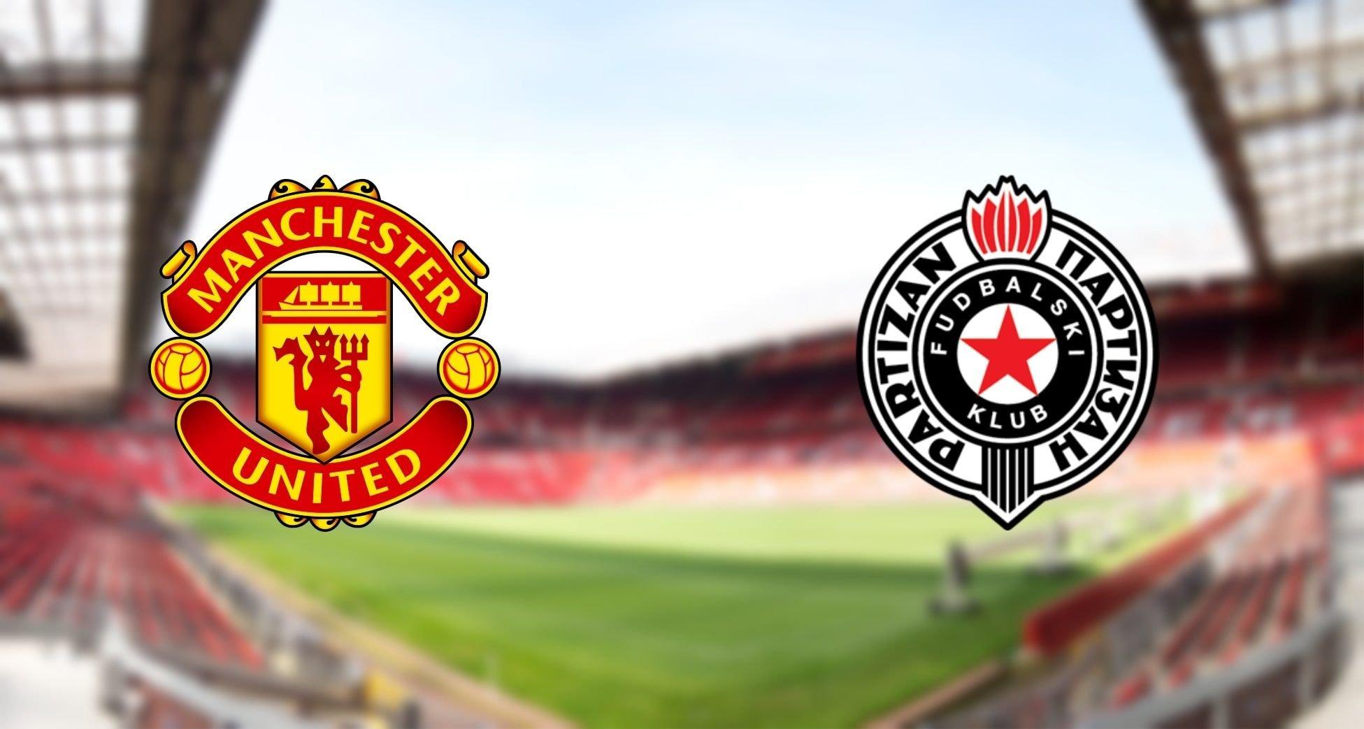 Manchester United vs Partizan Prediction: Europa League 07.11.2019 Match