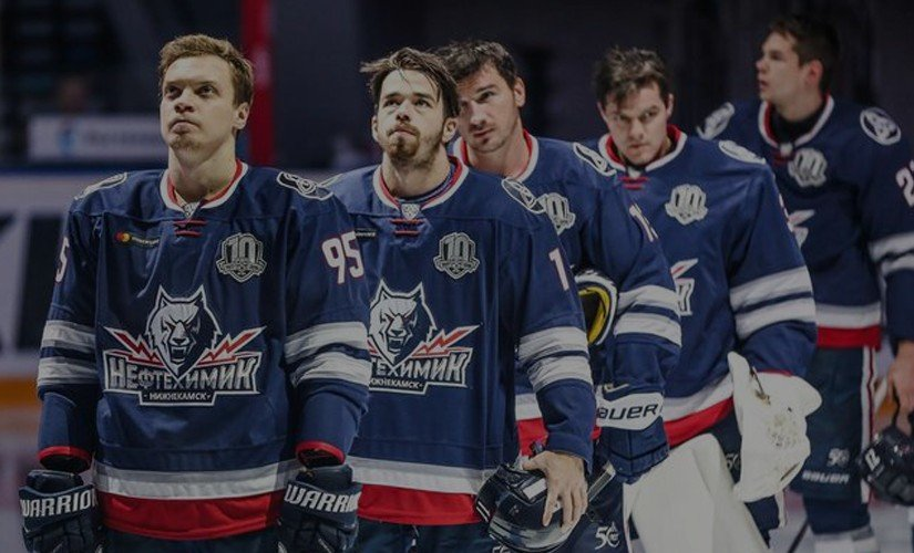 KHL: Neftekhimik won 9 times in a row. How did  they do that?