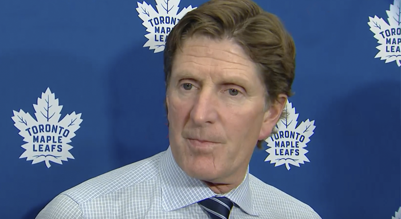 """Babcock fired as a head coach of """"Maple Leafs"""""""