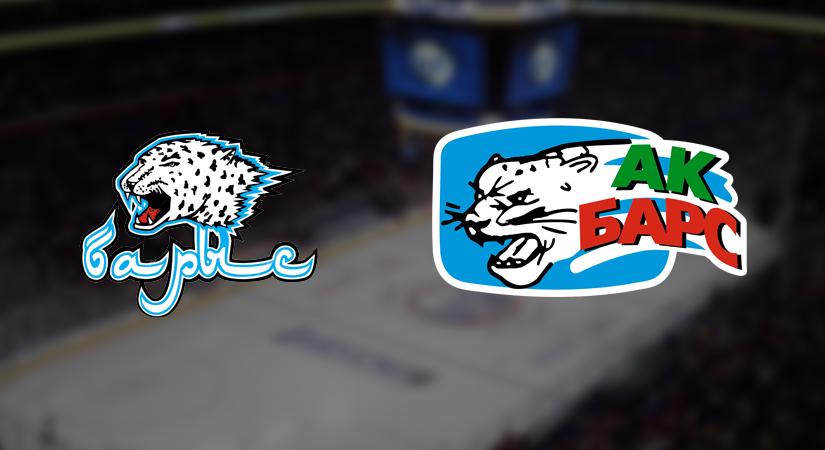 Barys vs Ak Bars Prediction: KHL Match on 22.11.2019