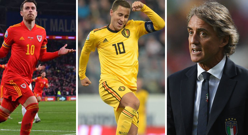 EURO 2020 Qualifiers Recap 19.11.2019 – Winners that Proceed to EURO
