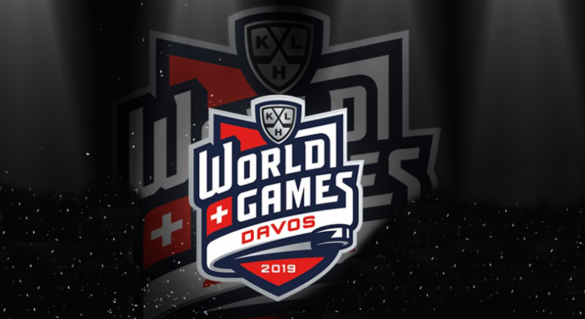 """Green Rivalry"" will visit Davos during the KHL World games"