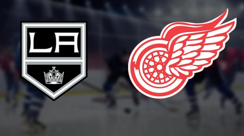 LA Kings – Detroit Red Wings Prediction NHL: (14.11 North America, 15.11 Europe)