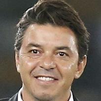 M. Gallardo, football coach