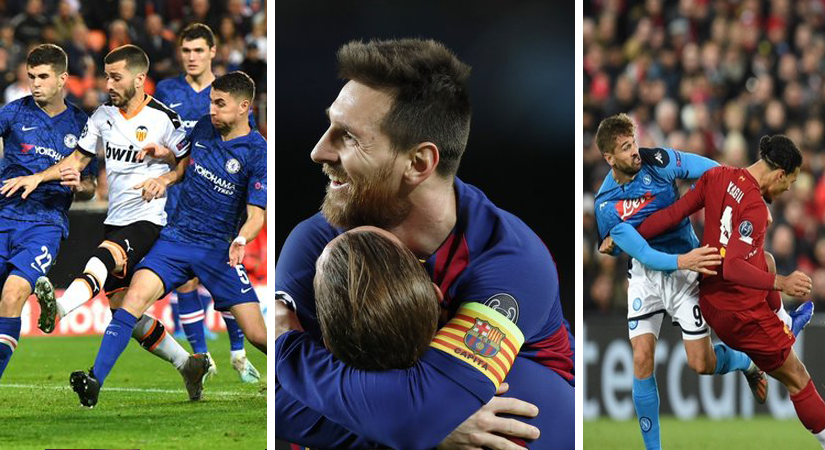 Champions League 2019/20 Matchweek 5 Day 2 Round-Up & Highlights