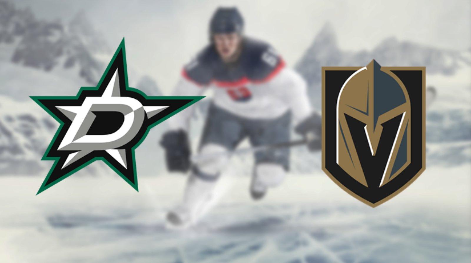 Dallas Stars vs Vegas Golden Knights Prediction NHL: (North America 13.12/ Europe 14.12)