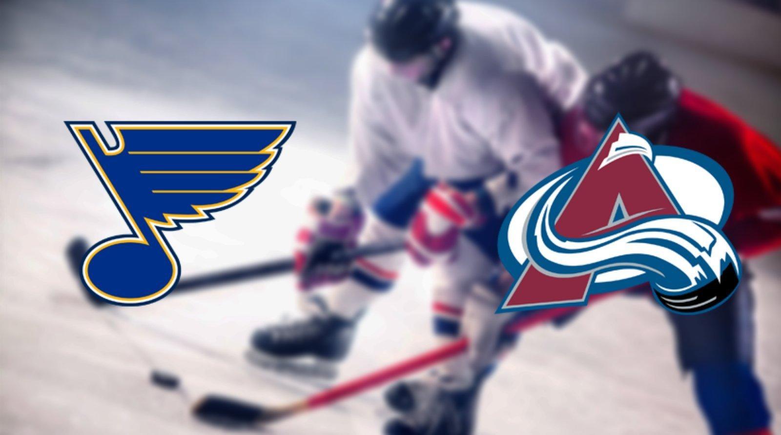 St. Louis Blues vs Colorado Avalanche Prediction NHL: (North America 16.12/ Europe 17.12)