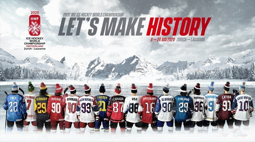 Preview of the 2020 IIHF Ice Hockey World Championship in Switzerland