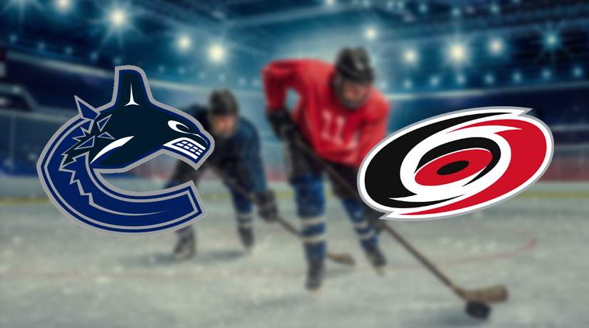 Vancouver Canucks vs Carolina Hurricanes Prediction NHL: (North America 12.12/ Europe 13.12)