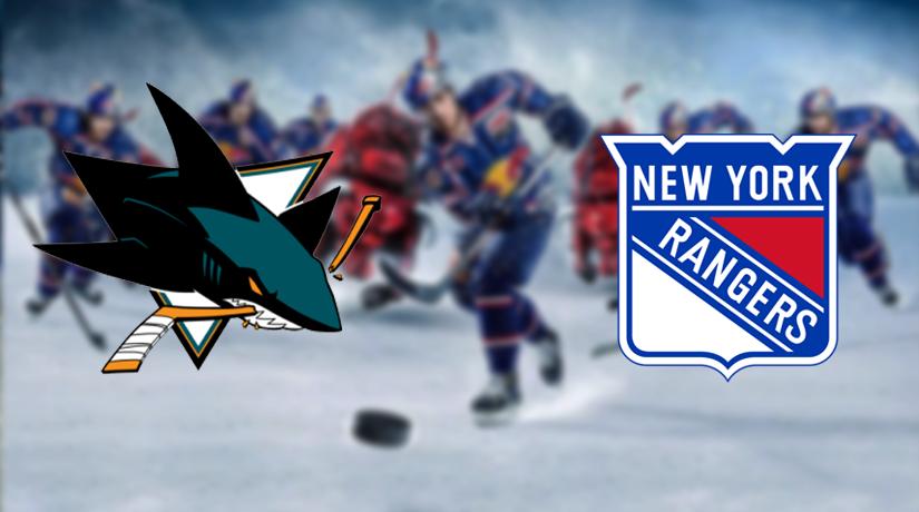 San Jose Sharks vs New York Rangers Prediction NHL: (North America 12.12/ Europe 13.12)