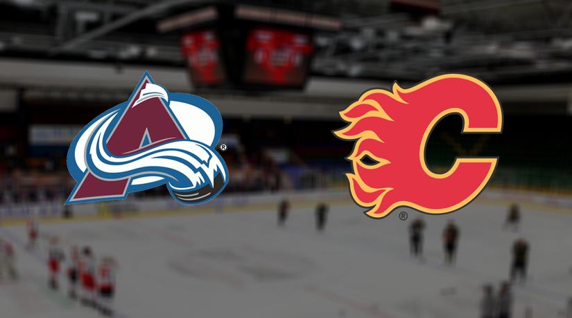 Colorado Avalanche vs Calgary Flames Prediction NHL: (09.12 North America, 10.12 Europe)