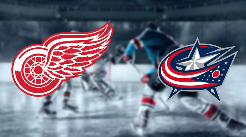 Detroit Red Wings vs Columbus Blue Jackets Prediction NHL: (North America 17.12/ Europe 18.12)