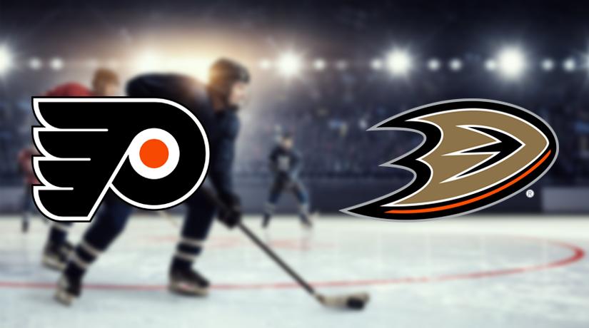 Philadelphia Flyers vs Anaheim Ducks Prediction NHL: (North America 17.12/ Europe 18.12)