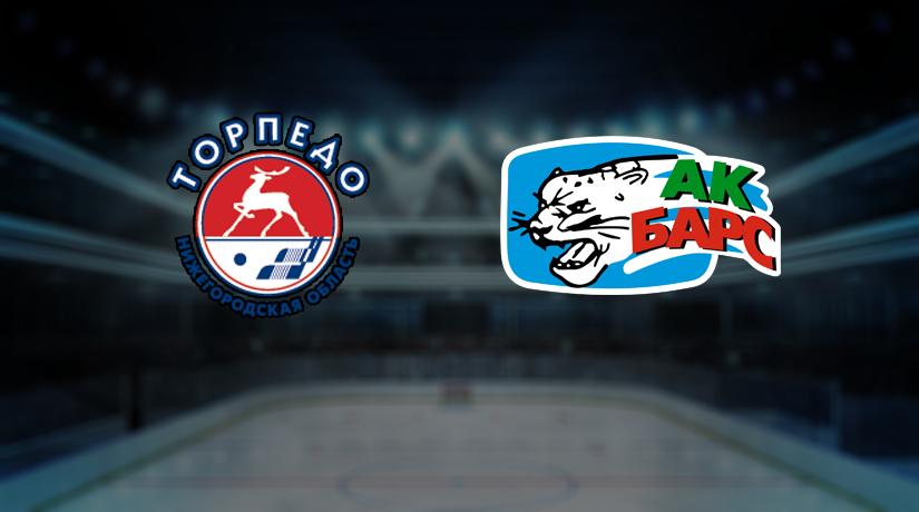 Torpedo vs Ak Bars Prediction: KHL Match on 06.12.2019