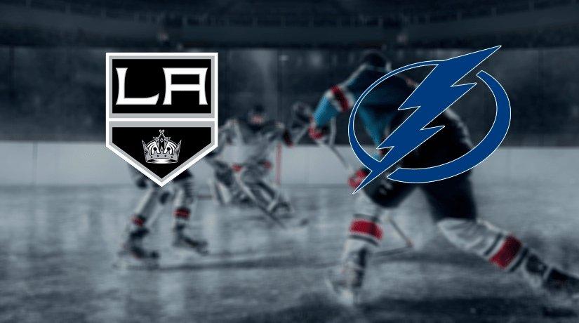 Los Angeles Kings vs Tampa Bay Lightning Prediction NHL: (North America 29.01/ Europe 30.01)