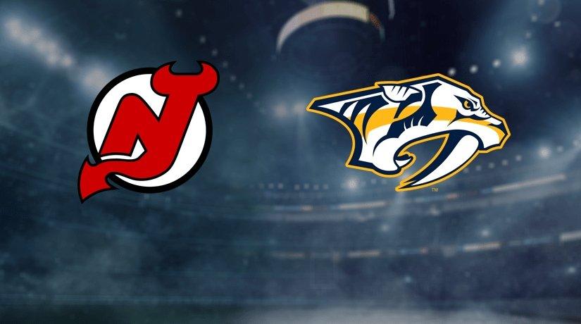 New Jersey Devils vs Nashville Predators Prediction NHL: (North America 30.01/ Europe 31.01)