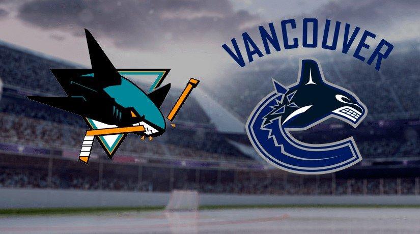 San Jose Sharks vs Vancouver Canucks Prediction NHL: (North America 29.01/ Europe 30.01)