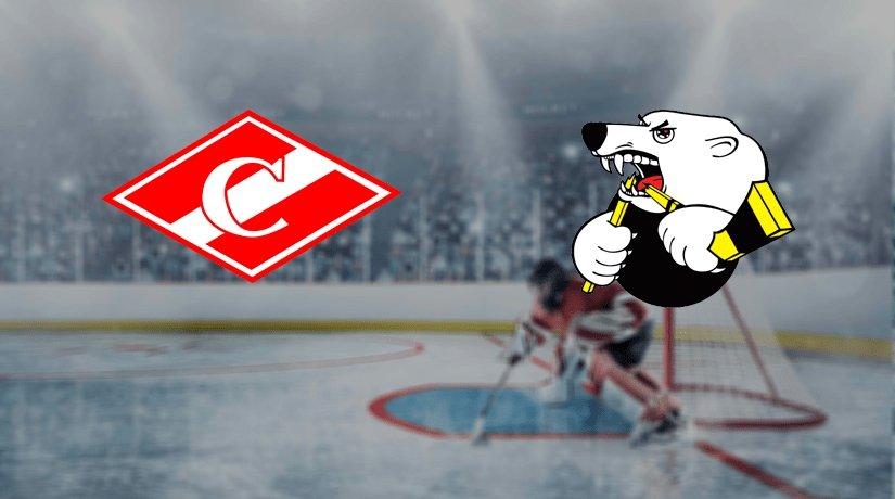 Spartak vs Traktor Prediction KHL: 25.01