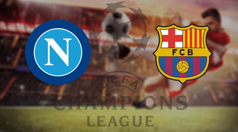 Napoli vs Barcelona Prediction: Champions League Match on 25.02.2020