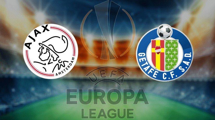Ajax vs Getafe Prediction: Europa League Match on 27.02.2020