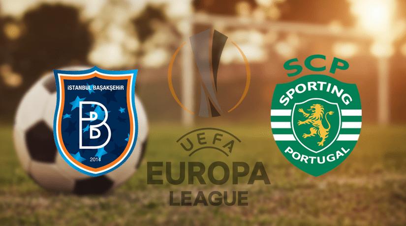 Basaksehir vs Sporting Prediction: Europa League Match on 27.02.2020