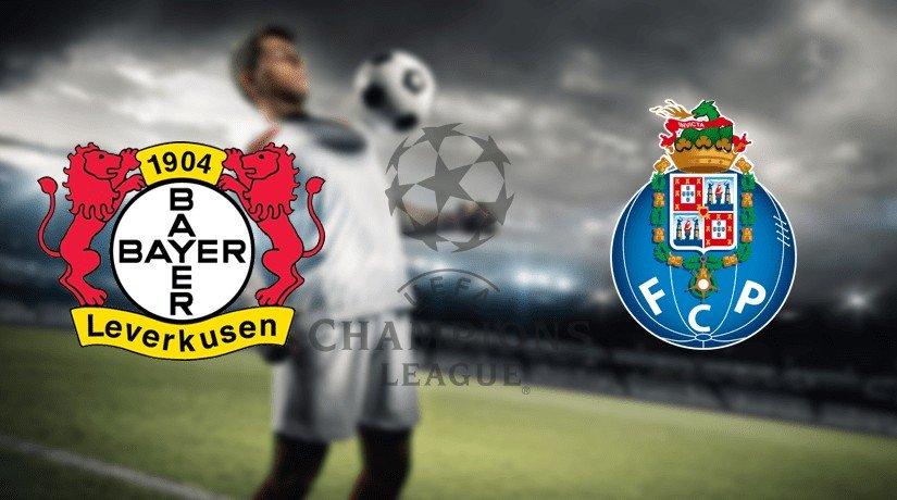 Bayer Leverkusen vs Porto Prediction: Europa League Match on 20.02.2020