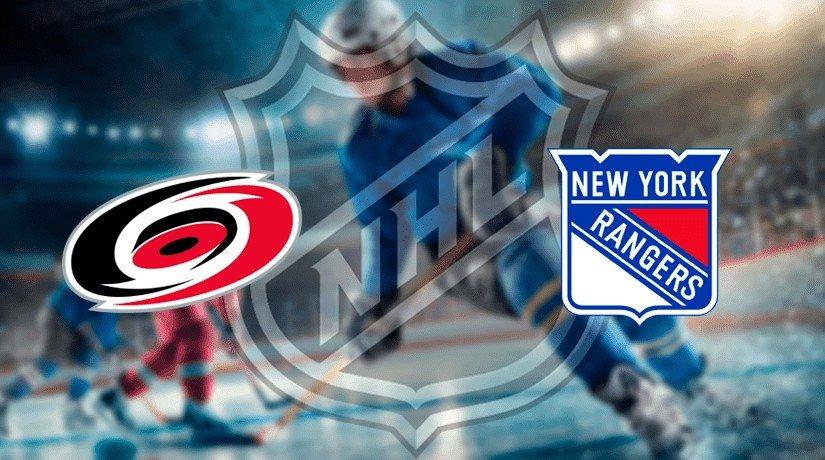 Carolina Hurricanes vs New York Rangers Prediction NHL: (North America 21.02/ Europe 22.02)