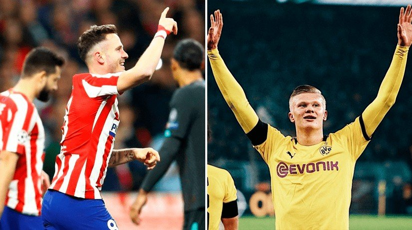 Champions League 2019/20 Round of 16, First Leg Round-Up and Highlights, 18 Feb 2020