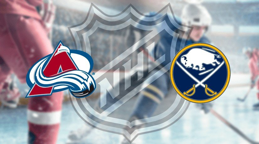 Colorado Avalanche vs Buffalo Sabres Prediction NHL: (North America 26.02/ Europe 27.02)