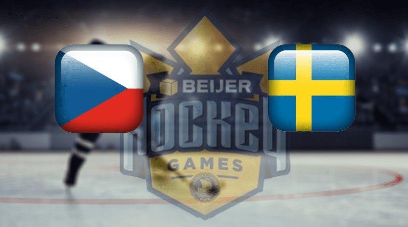 Czech vs Sweden Prediction Beijer Hockey Games: 06.02