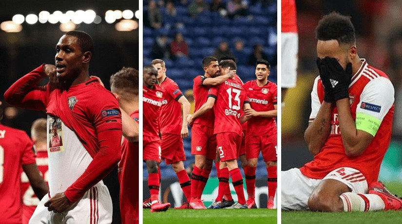 Europa League 2019/20 Round of 32, Second Leg Round-Up and Highlights, 27 Feb 2020