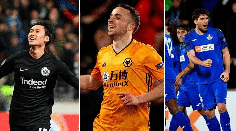 Europa League 2019/20 Round of 32, First Leg Round-Up and Highlights, 20 Feb 2020