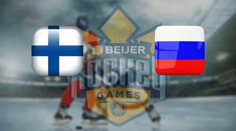 Finland vs Russia Prediction Beijer Hockey Games: 06.02