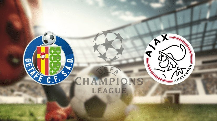 Getafe vs Ajax Prediction: Europa League Match on 20.02.2020