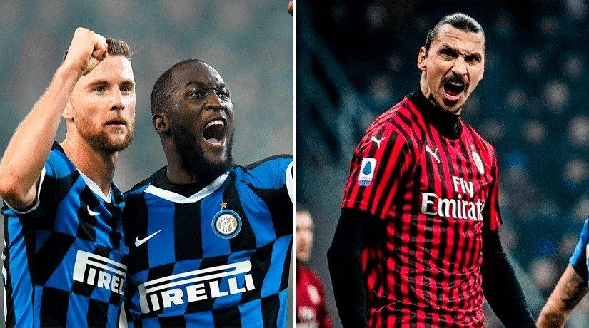 Inter Milan vs AC Milan Round-up & Highlights: Serie A Match on 09.02.2020