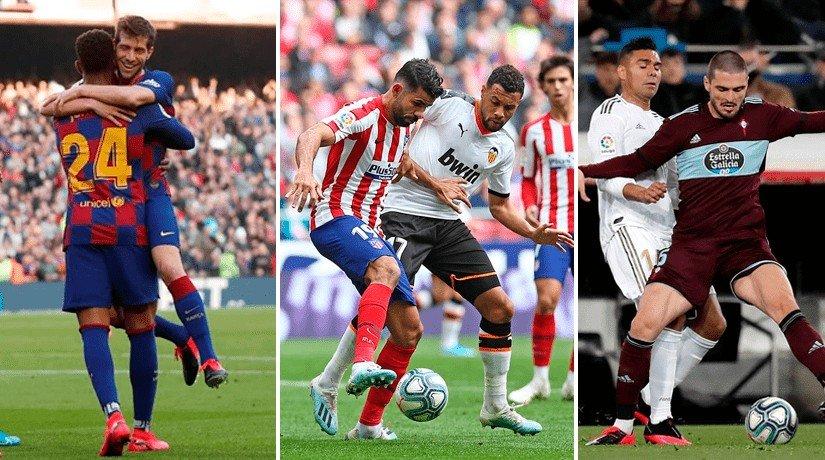La Liga Matchweek 24 Round-up & Highlights