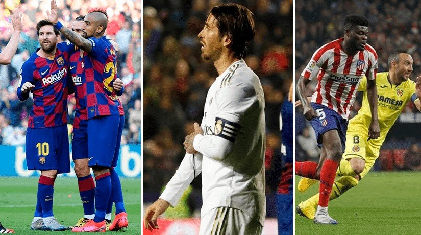 La Liga Matchweek 25 Round-up & Highlights