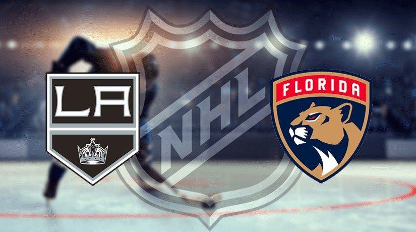Los Angeles Kings vs Florida Panthers Prediction NHL: (North America 20.02/ Europe 21.02)