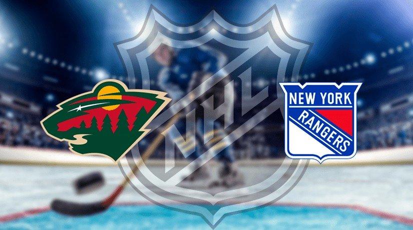 Minnesota Wild vs New York Rangers Prediction NHL: (North America 13.02/ Europe 14.02)
