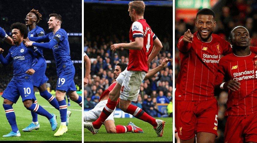 Premier League 2019/20 Matchweek 27 Round-up & Highlights