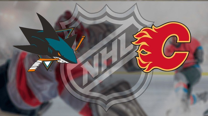 San Jose Sharks vs Calgary Flames Prediction NHL: (North America 10.02/ Europe 11.02)