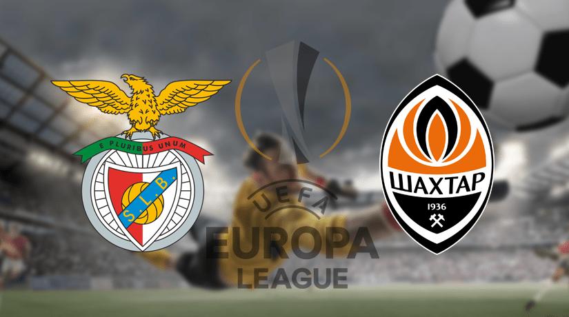 Benfica vs Shaktar Prediction: Europa League Match on 27.02.2020