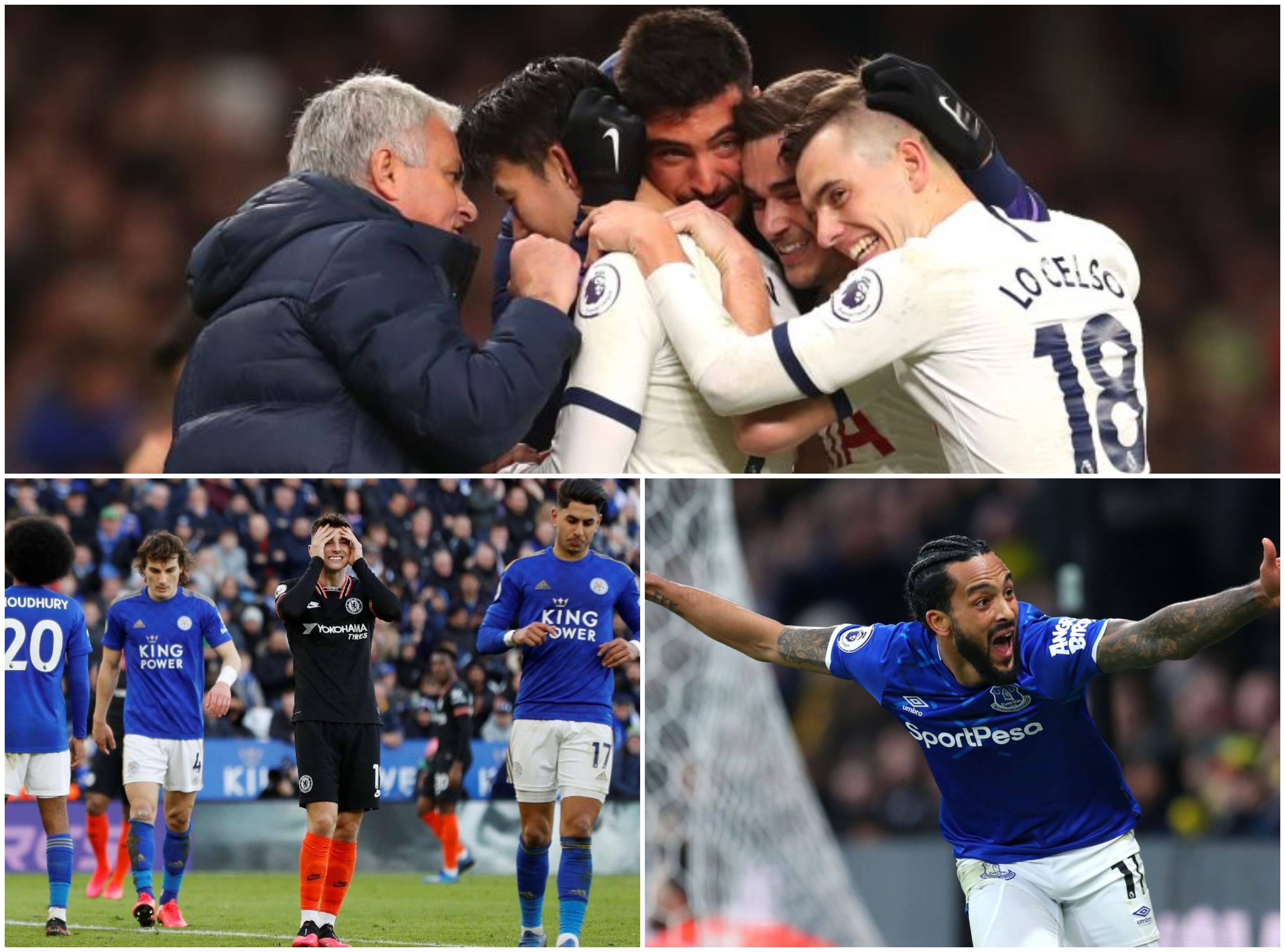 ENGLISH PREMIER LEAGUE 2019/20 MATCHWEEK 25: ROUND-UP & HIGHLIGHTS