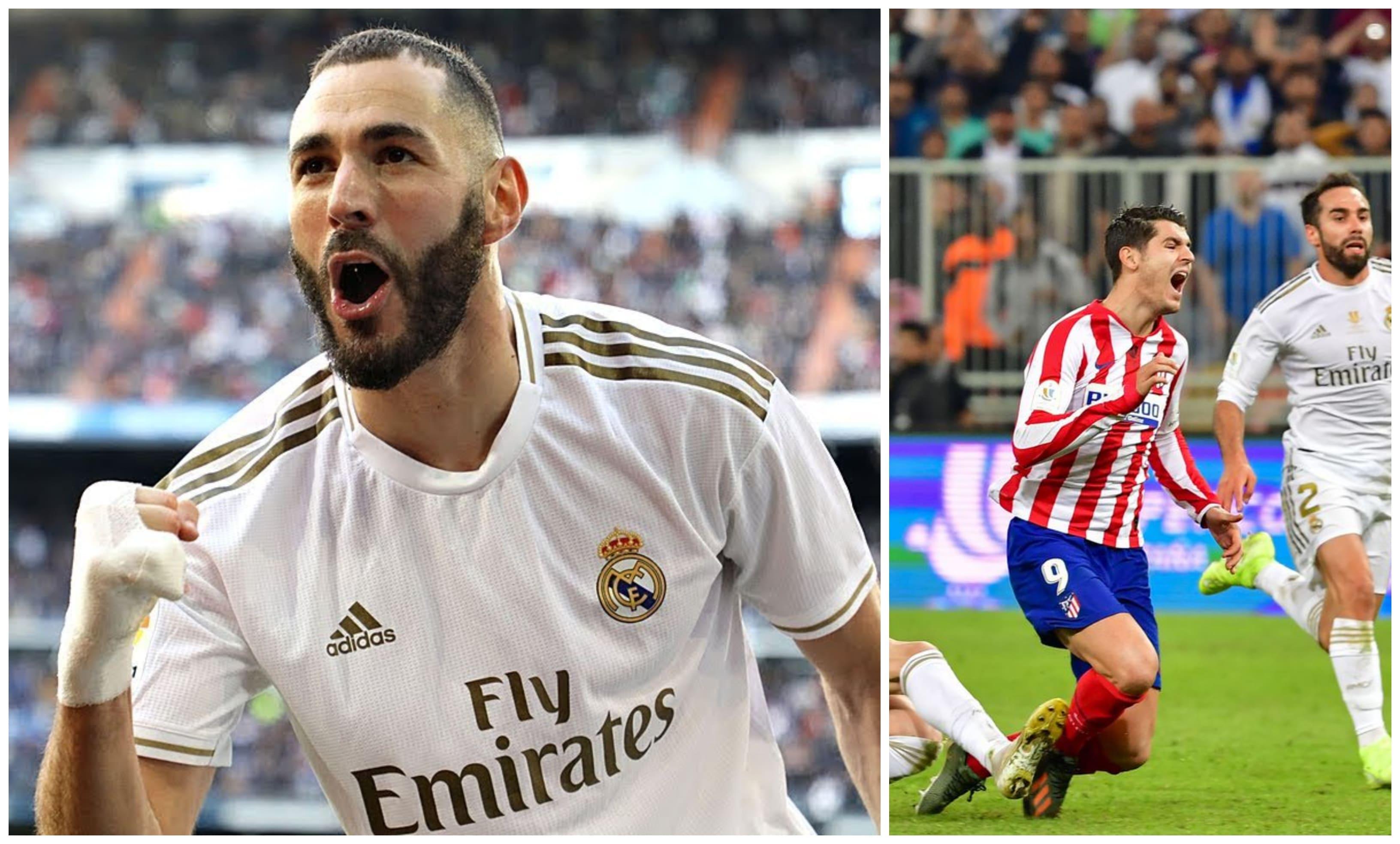 REAL MADRID VS ATLETICO MADRID ROUND-UP & HIGHLIGHTS: LA LIGA MATCH ON 01.02.2020