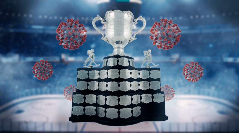 Due to the coronavirus, CHL cancelled the playoffs. The Memorial Cup will not be played for the first time in 102 years.