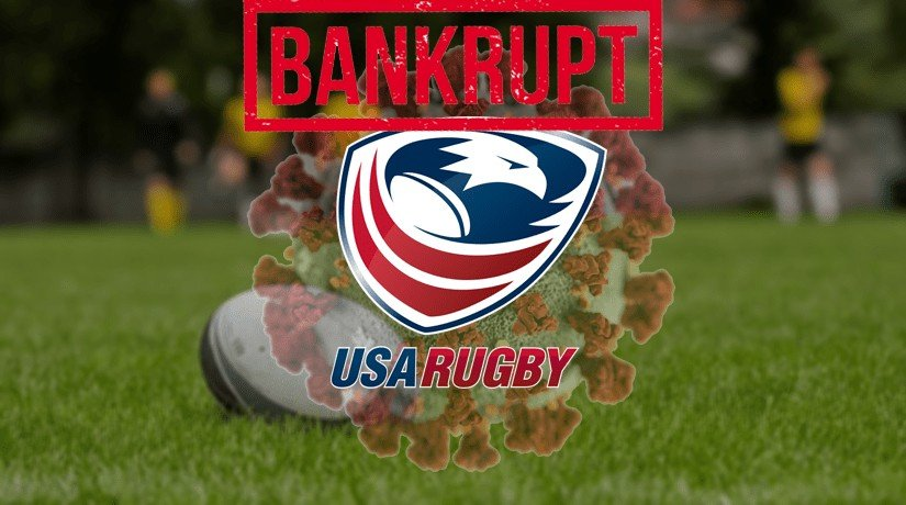 """COVID-19's Latest Victim: USA Rugby Goes Bankrupt Due to """"Insurmountable Financial Constraints"""""""