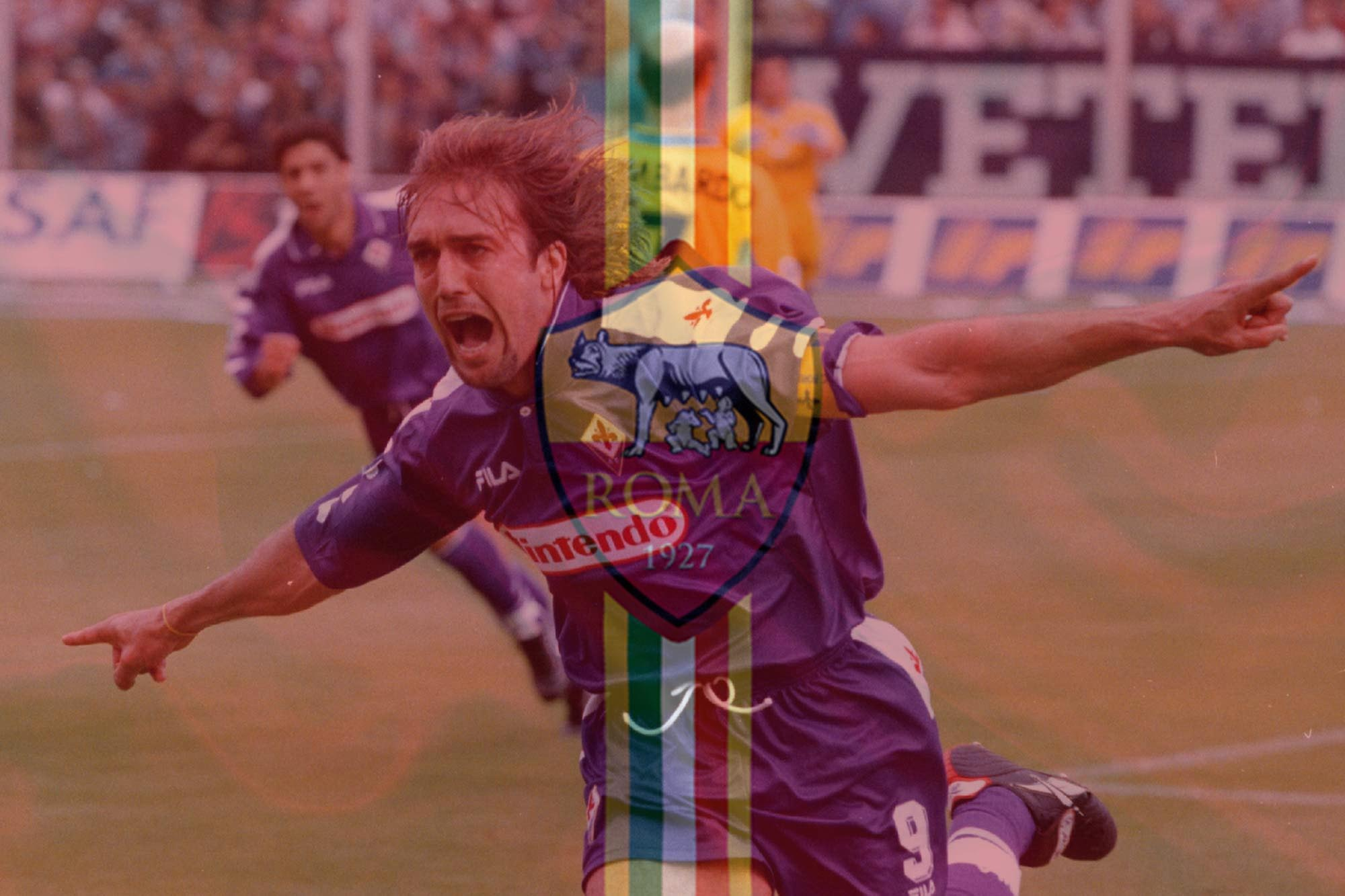 Famous Football Player Gabriel Batistuta